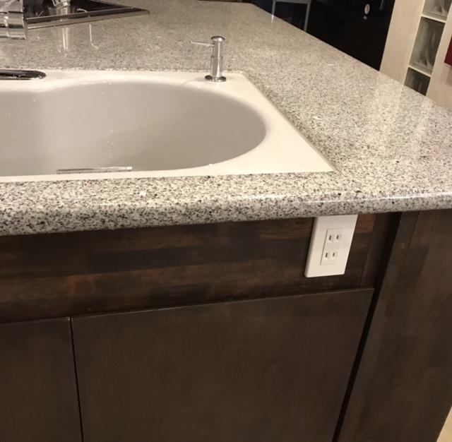 パナソニック食洗機 スライドオープン食洗機新設 NP-45MS7S④