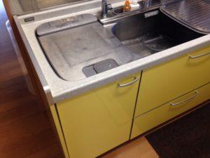三菱電機食洗機 トップオープン食洗機(食器洗い乾燥機)取替え交換 MISW-4521②