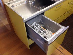 三菱電機食洗機 トップオープン食洗機(食器洗い乾燥機)取替え交換 MISW-4521⑤
