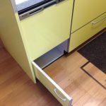三菱電機食洗機 トップオープン食洗機取替え MISW-4521⑥