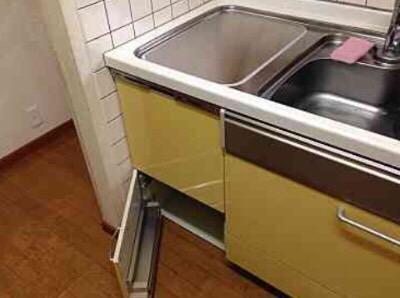 EW-CB57MK食洗機 スライドオープン食洗機交換 NP-45MS7W④