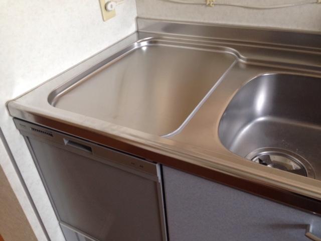 EW-CB57MK食洗機 スライドオープン食洗機交換 RKW-404A-SV②