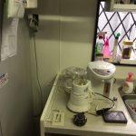 パナソニック食洗機 スライドオープン食洗機新設 NP-45MS7S⑤