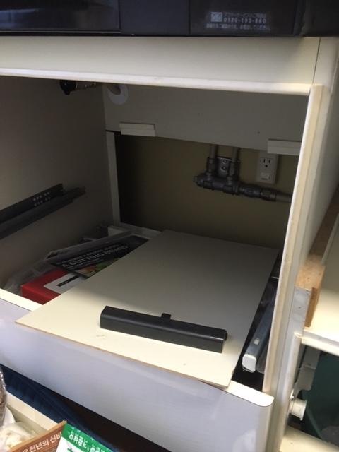 激安リンナイ食洗機 スライドミドル食洗機交換 RKW-C401C-JAK③
