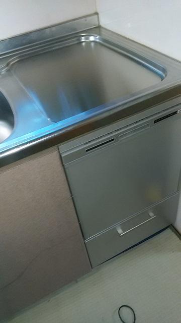 激安パナソニック食洗機 OEM スライド食洗機入替 NP-45RS7JGK①