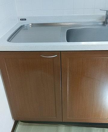 EW-CB57-PF トップオープン食洗機撤去⑤