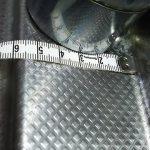 激安LIXIL水栓 ハンドシャワー付シングルレバー水栓交換 SF-HE452SX⑤