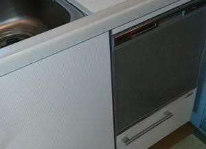 激安パナソニック食洗機 トップ食洗機交換 NP-45MS7S