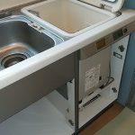 激安パナソニック食洗機 トップ食洗機交換 NP-45MS7S④