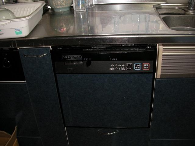 スライド食洗機 NP-P45X1P1AA パナソニック製 NP-45RS7S③