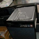 スライド食洗機 NP-P45X1P1AA パナソニック製 NP-45RS7S②