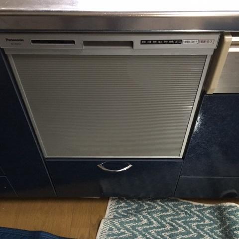 スライド食洗機 NP-P45X1P1AA パナソニック製 NP-45RS7S⑥