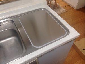 ヤマハトップオープン食器洗浄機 専用ステンレスふた