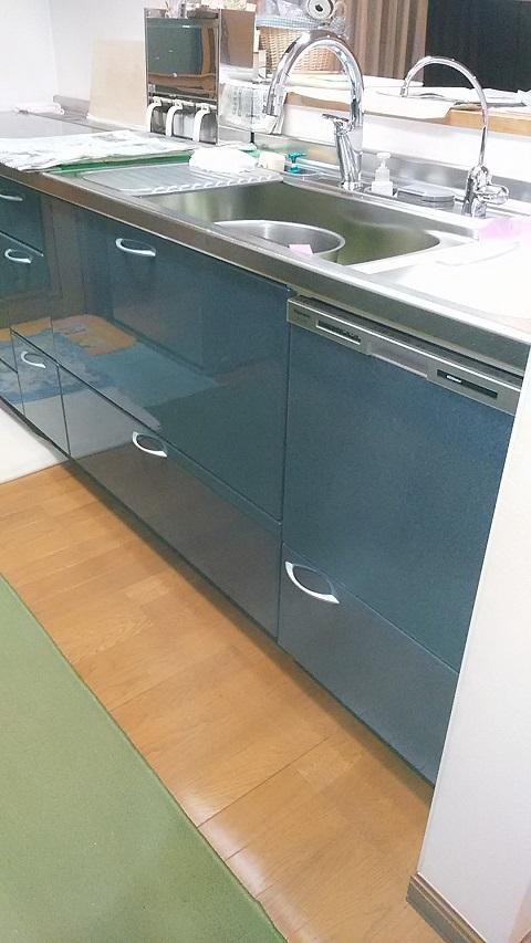 パナソニック製食洗機 MISW-4521 NP-45MS8W②