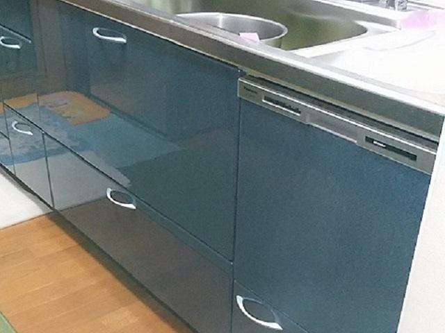 パナソニック製食洗機 MISW-4521 NP-45MS8W①