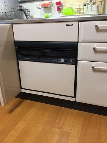 パナソニック製食洗機 NP-P60V1PKPK スライド食洗機 TDWP-60①