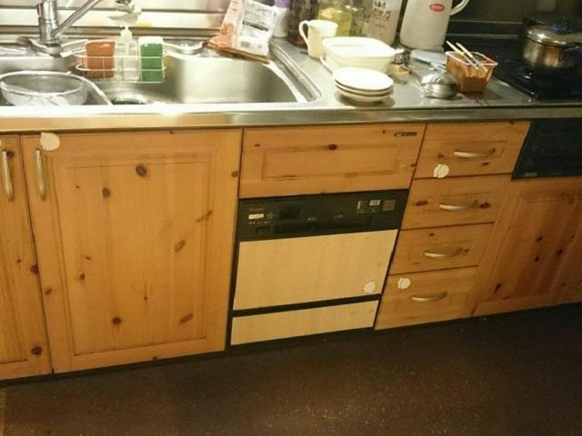 パナソニック食洗機 ミカドキッチン RKW-452S NP-45RS7KJGK①