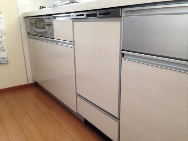 ファーストプラスキッチン NP-45MD8S②