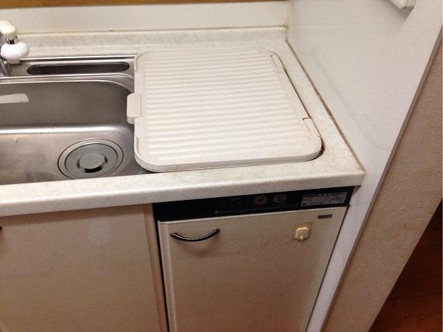 ヤマハキッチン EW-CB53YH パナソニック製食洗機 NP-45MS8S③