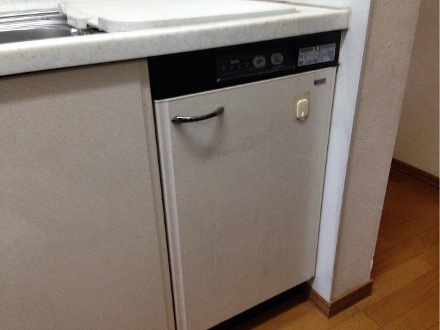 ヤマハキッチン EW-CB53YH パナソニック製食洗機 NP-45MS8S④