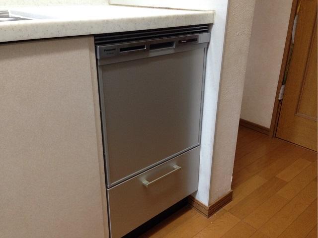 ヤマハキッチン EW-CB53YH パナソニック製食洗機 NP-45MS8S①