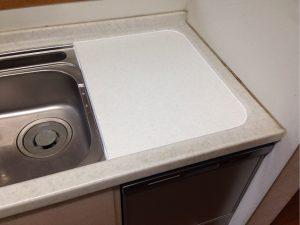 ヤマハキッチン トップオープン食器洗浄機 専用人工大理石用ふた