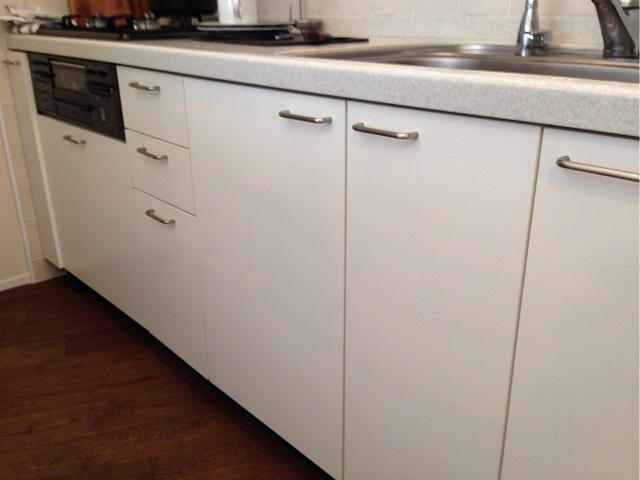 LIXIL パナソニック食洗機 NP-45RS7SJGK③ 新設食洗機,ビルトイン食洗機,食器洗い乾燥機設置,新規取り付け,キッチンリフォーム,後からビルトイン