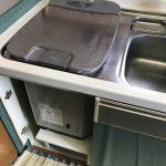 ミカドキッチン EW-CB57MK パナソニック製食洗機 NP-45MS8S①