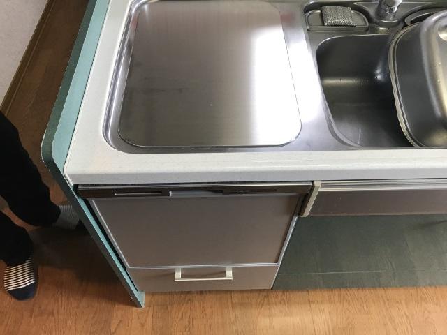 ミカドキッチン EW-CB57MK パナソニック製食洗機 NP-45MS8S⑦