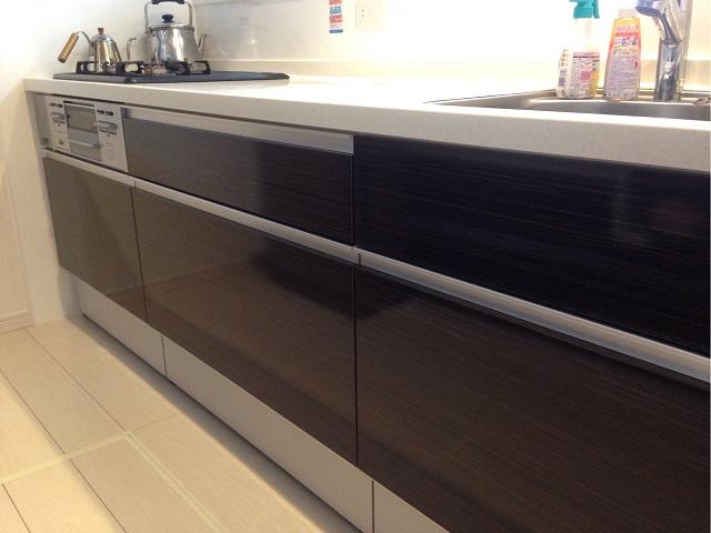 リンナイ食洗機 フロントオープン RSW-F402C-B②