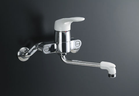 キッチン水栓 シャワーなしタイプ 壁付け