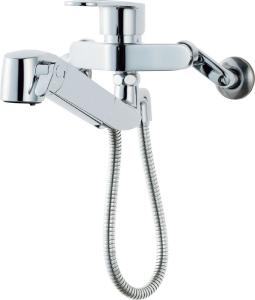 キッチン水栓 浄水器機能付タイプ 壁付け