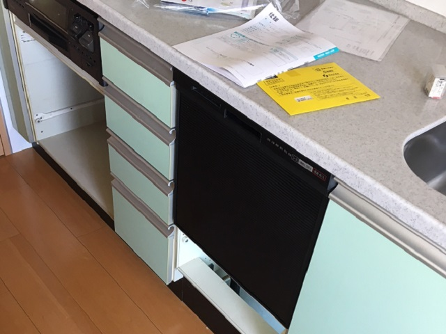 パナソニック食洗機 ナショナルキッチン NP-P45F1P1 NP-45RS7KJGK①