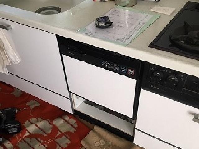 ミドル食洗機 NP-45RS7SJGK パナソニック①