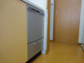 ヤマハキッチン EW-AT80YH リンナイ食洗機 RKW-404A-SV①