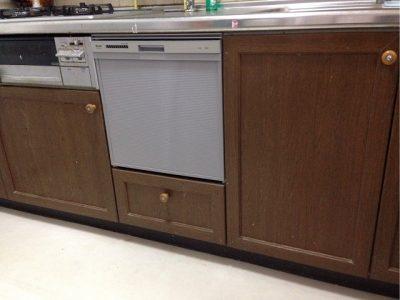 LIXIL 食洗機 RKW-C402CSV-JGK①