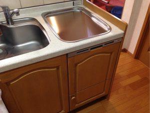 LIXIL NP-45RS7WJGK 永大キッチントップオープン食洗機