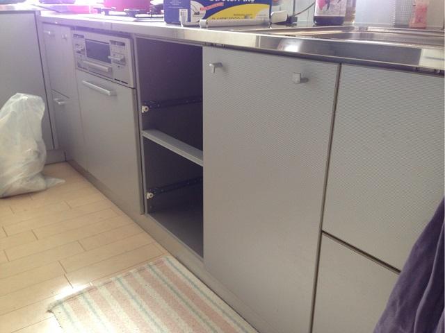 新設食洗機 トーヨーキッチン NP-45VD7S②