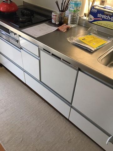 ナショナル EUF100SV LIXIL パナソニック食洗機 NP-45RS7SJGK②