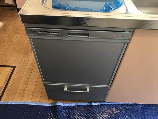 日立ハウステック,EW-CB57PF,リンナイ食洗機,RKW-404A-SV②