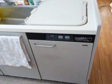 愛知県知多郡 トップオープン食洗機入替工事⑤