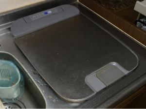 ナス トップオープン食洗機 DIY