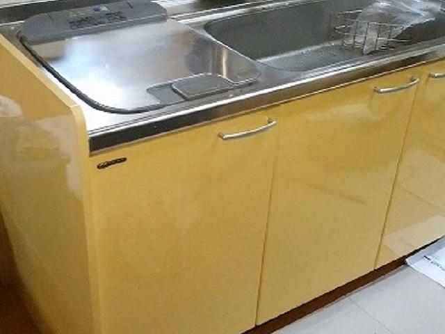 三菱トップオープン食洗機EW-CB58MK リンナイスライド食洗機RKW-404A-SV