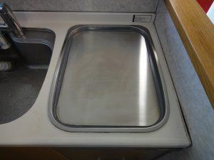 永大産業キッチン トップオープン食洗器 EW-CB55P