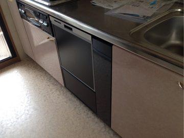 パナソニック食洗機 NP-3000BP リンナイ食洗機 RKW-404A-SV