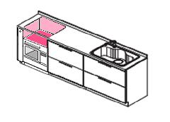 ビルトインオーブン 取替え交換 設置