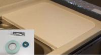 ヤマハトップオープン食洗機撤去 DIY部材