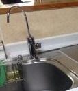 ビルトイン浄水器 後付け工事