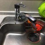 LIXIL キッチン水栓 取替え交換 事例