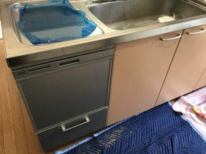 日立キッチン トップオープン食洗機